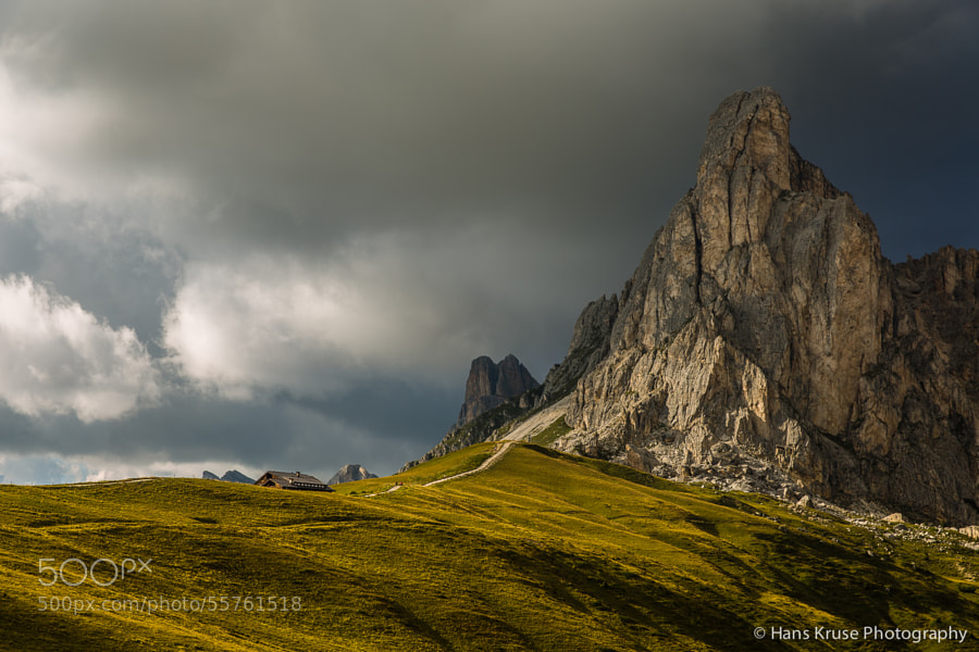 This photo was shot in the days before the Dolomites East September 2013 photo workshop.