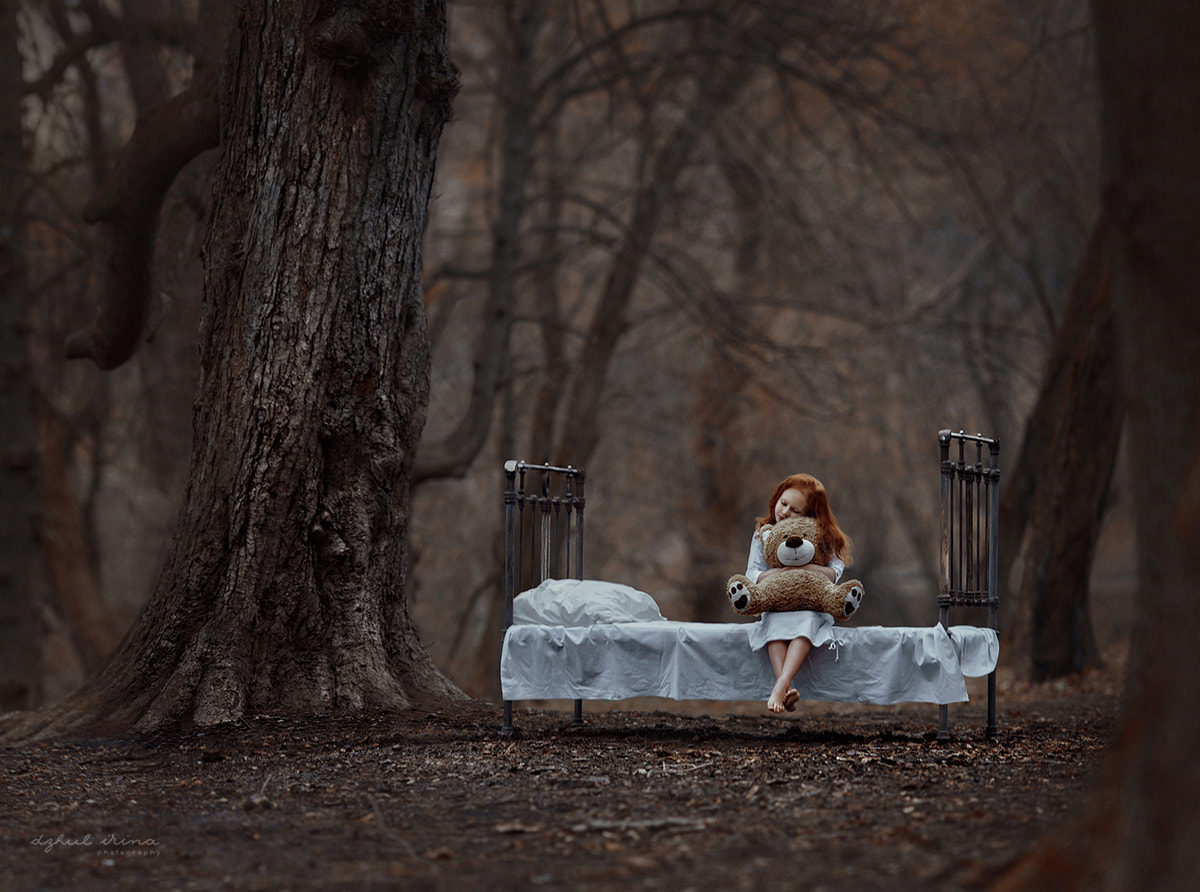 "Photograph ""Bad dream"" by Irina Dzhul on 500px"