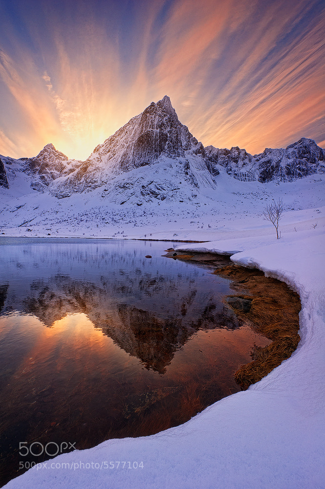 Photograph Barf Peak by Miles Morgan on 500px