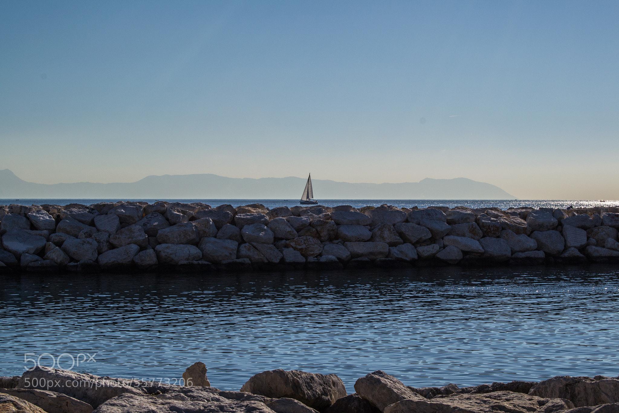 Photograph Barca a vela by Mourad Saعdi on 500px