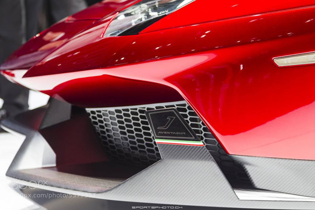 Photograph Lamborghini Aventador J by Markus Seidel on 500px