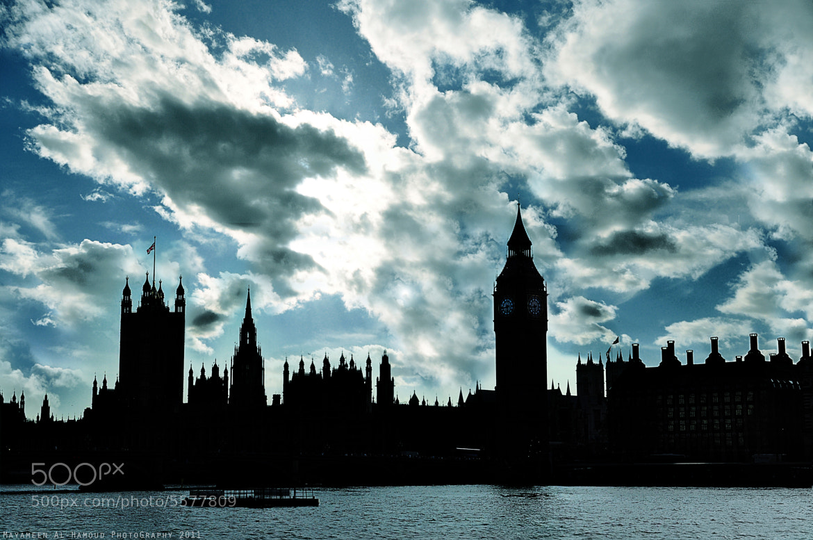 Photograph Big Ben by Mayameen AlHamoud on 500px