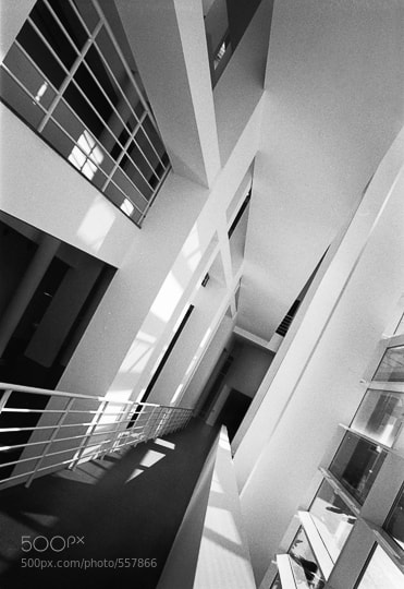 Photograph MACBA #5 by Diana Bodea on 500px