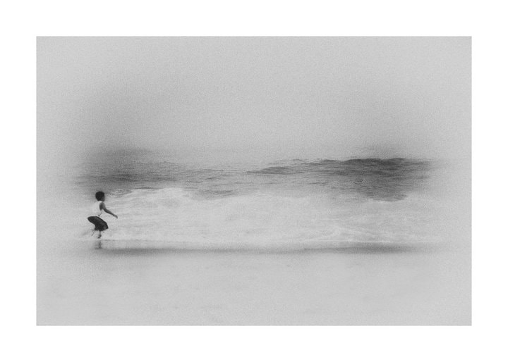 Photograph Young Boy and Wave by Evan Lavine on 500px