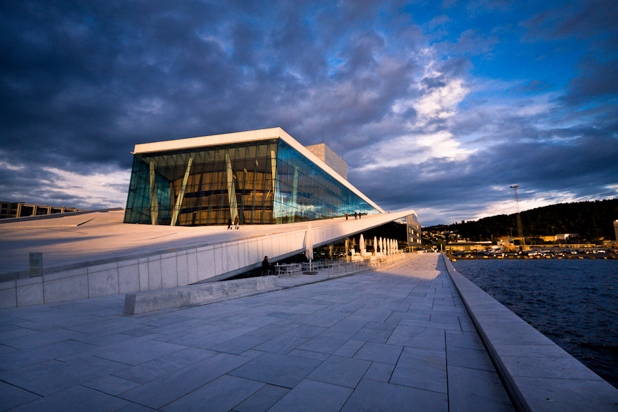 Photograph OPERA by Iwo  Deibert on 500px