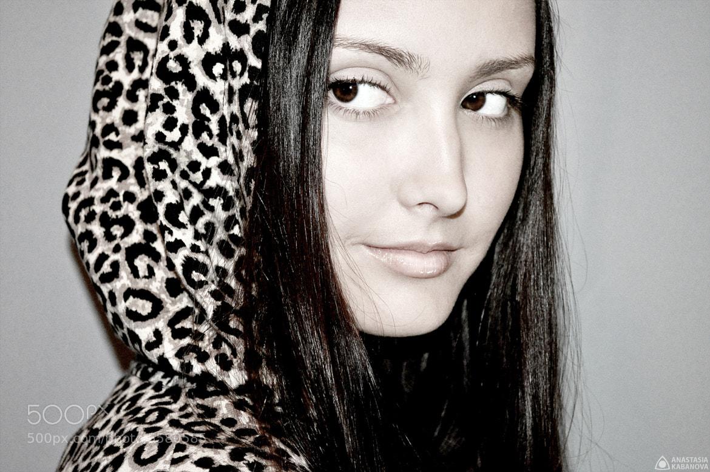 Photograph Nastya by Anastasia Kabanova on 500px