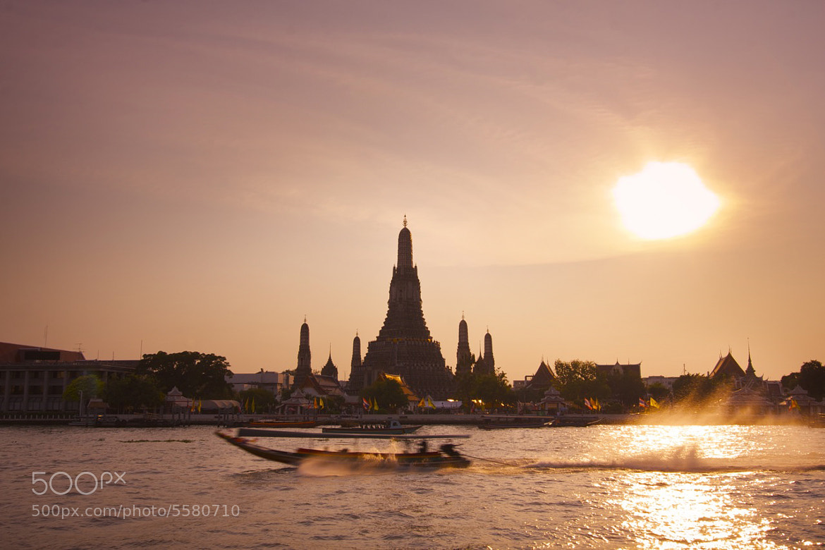 Photograph Bangkok Temple by Attapol Photography on 500px