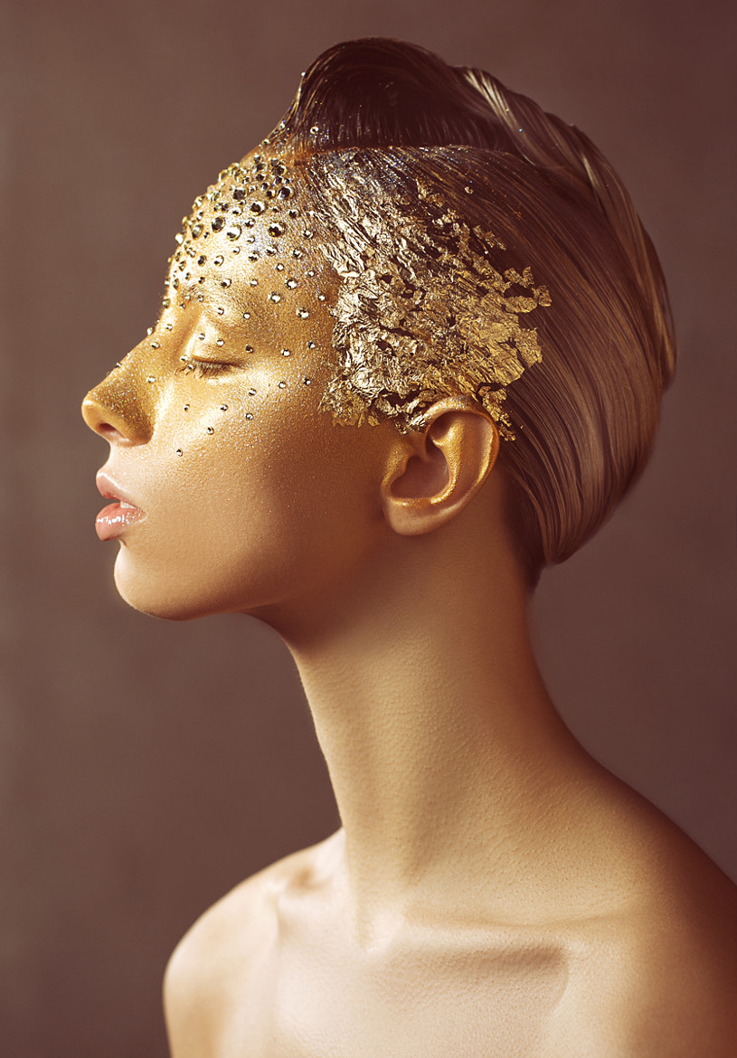 Photograph **GOLD** by Daria Alexandrova on 500px
