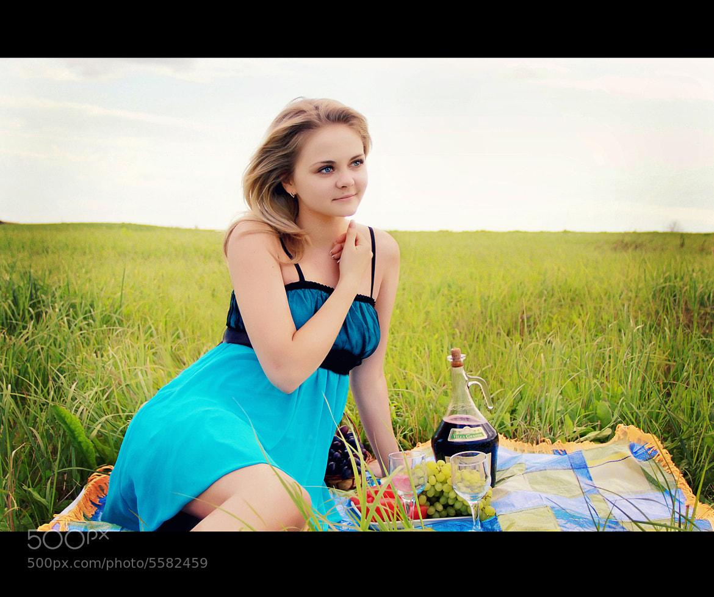 Photograph summer wine by Alina Klimova on 500px