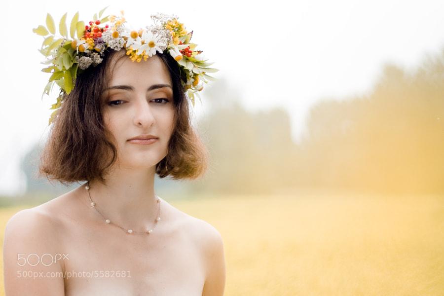 Maria by Kseniya Voronina (KVoronina) on 500px.com