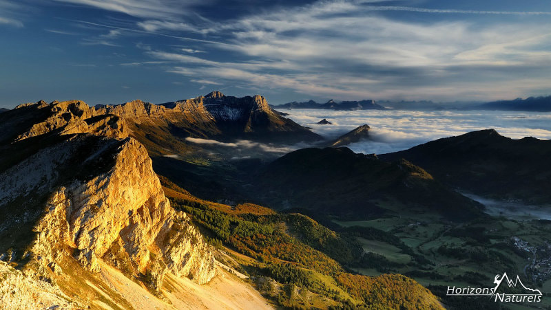 Photograph Sunrise at Grand Veymont by Horizons Naturels | Team of french photographers  on 500px