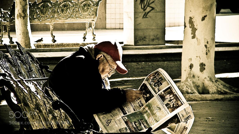 Photograph Poniéndose al día by Humerto Rodriguez on 500px