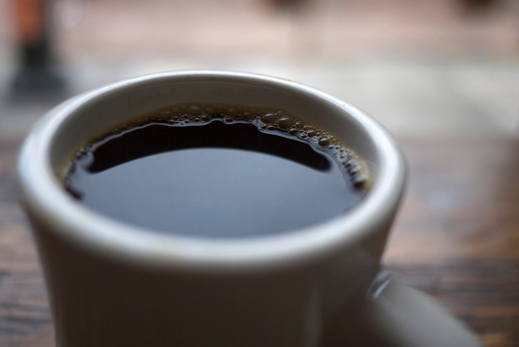 Photograph Coffee by Nathan Borror on 500px