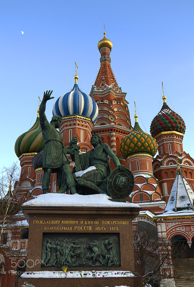 Photograph St. Basil / Moscow by Atilla Oral on 500px