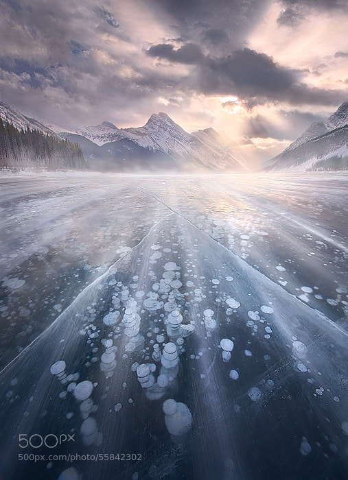 Follow the Wind by Marc  Adamus on 500px.com