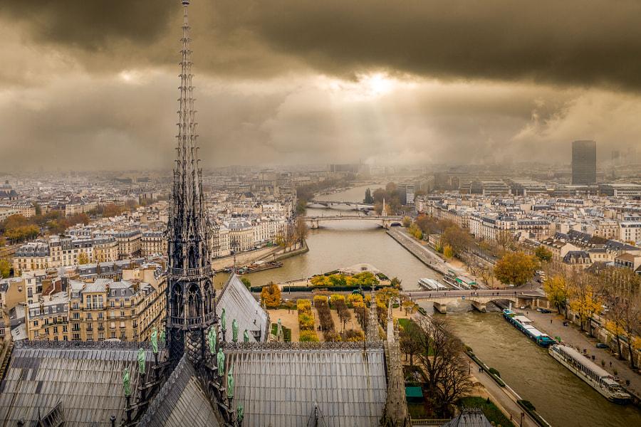 Paris yesterday & today