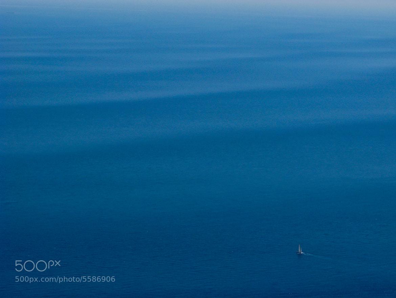 Photograph Deep blue by Alessandro Melandri on 500px