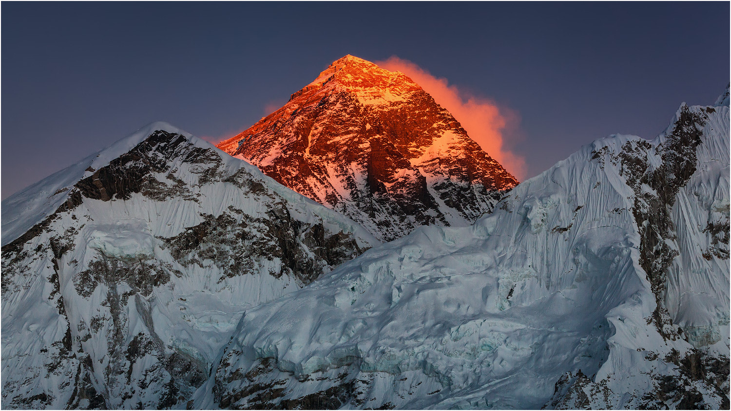 Photograph Everest view by Yuriy Shevchenko on 500px