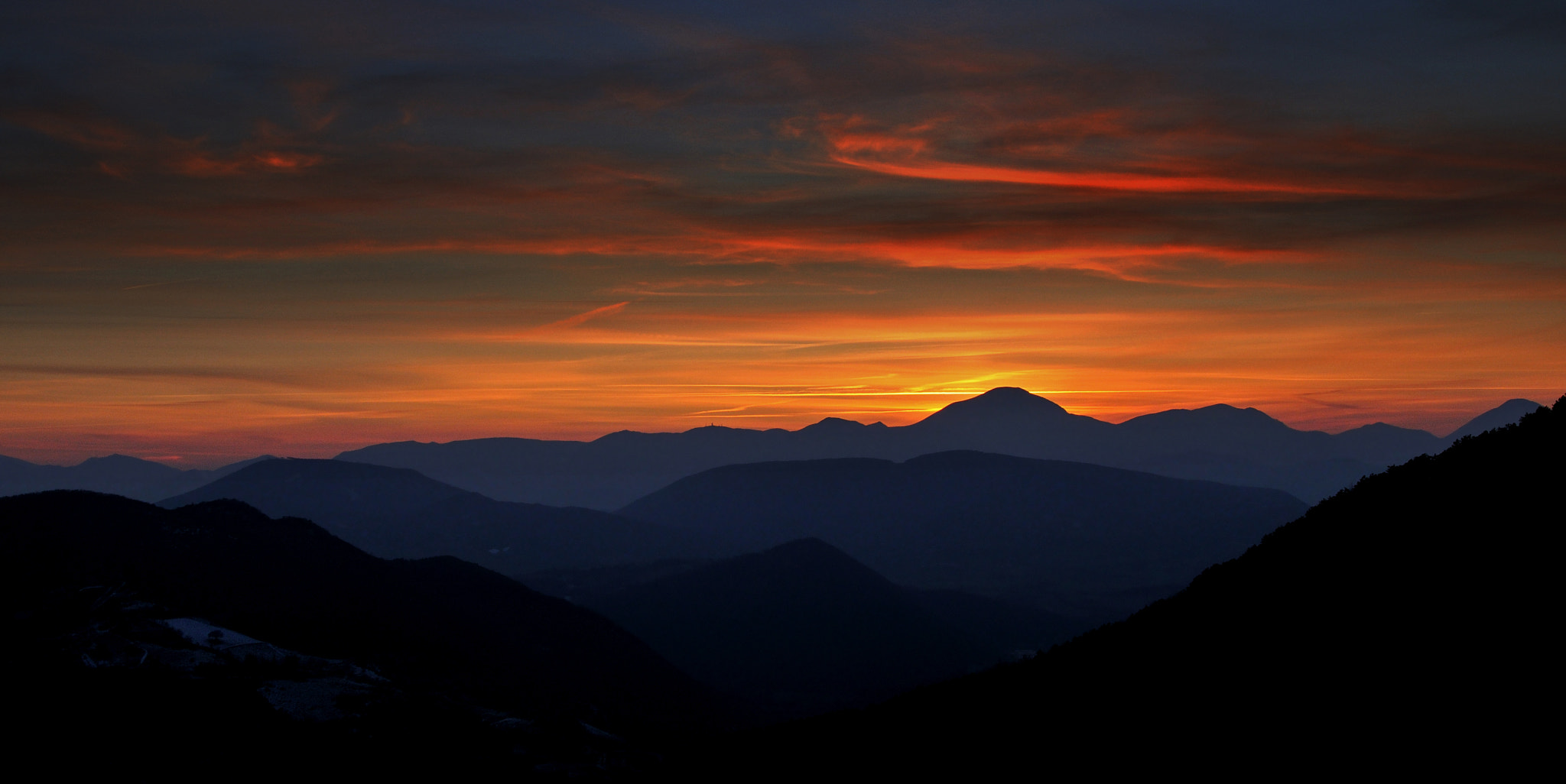 Photograph the sky burns by Alessandro Ambrosi on 500px
