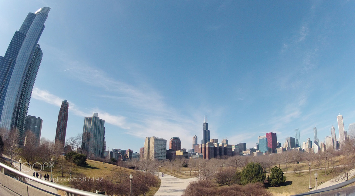 Photograph Chicago Skyline by Raf Winterpacht on 500px