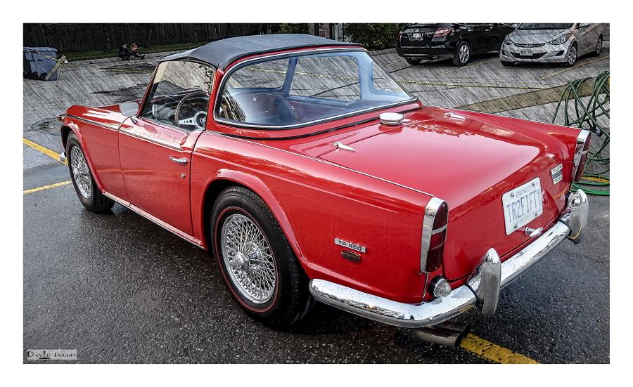 1968 Triumph TR250-1