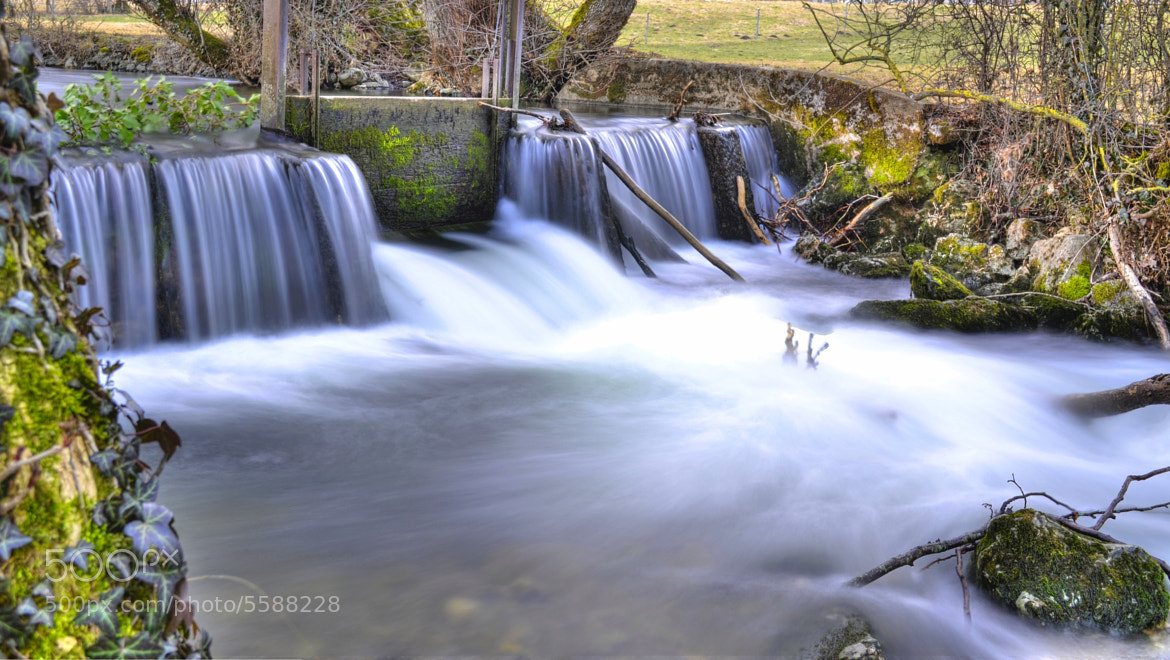 Photograph Ruisseau by Charles DELEPINE on 500px