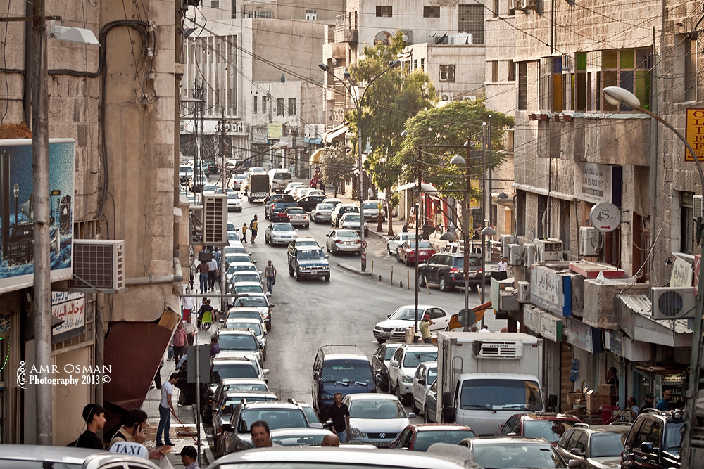 Photograph El Balad (1).. A Typical Amman Afternoon by Amr Osman on 500px