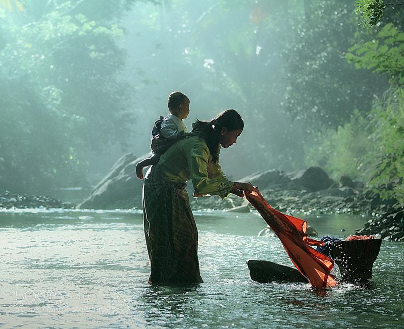 Love Of A Mother by dewan irawan (dewan) on 500px.com