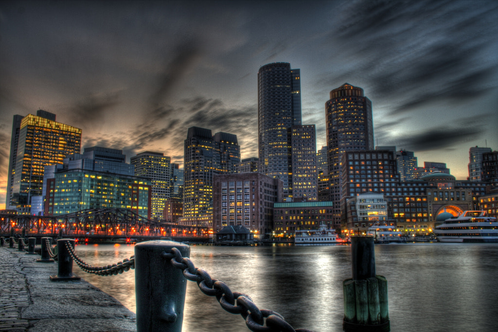 Photograph boston by JARED CARMICHAEL on 500px