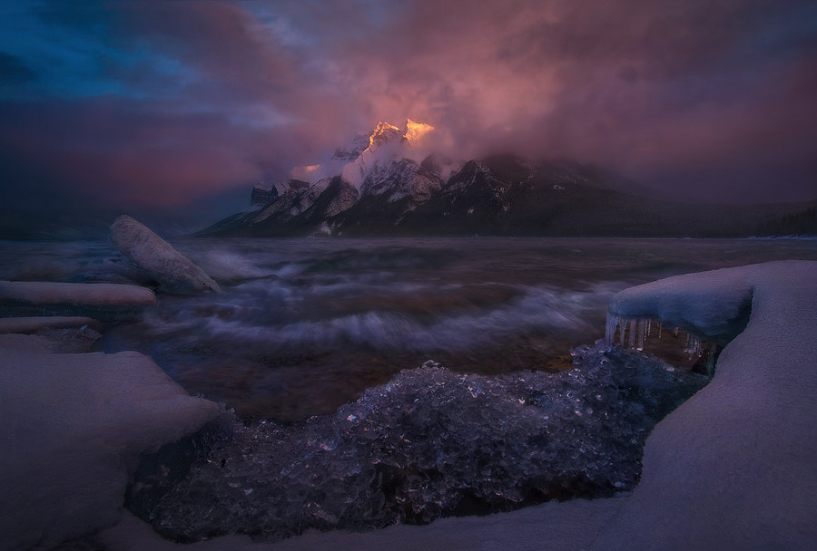 Photograph Light of the Storm by Marc  Adamus on 500px