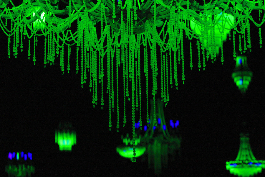 Green Mystic Crystal Palace