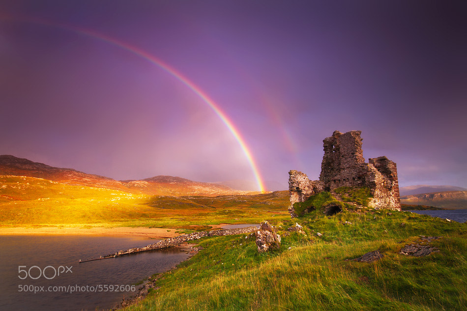 Photograph Golden Castle by Dylan Toh  & Marianne Lim on 500px