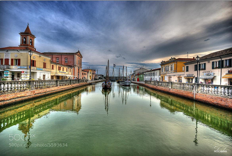 Photograph Cesenatico by Daniele Forestiere on 500px