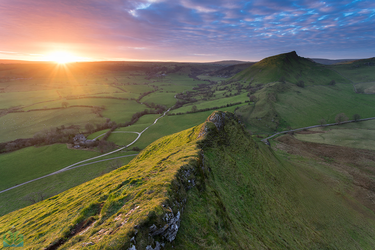 Photograph Parkhouse Hill Sunset by James Grant on 500px