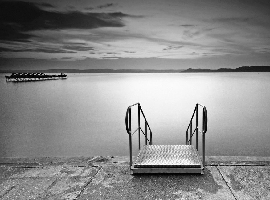 Photograph Silver lake by Botond Horváth on 500px