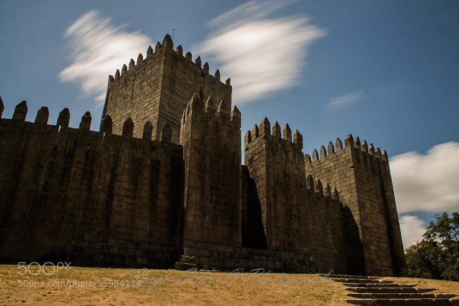 Photograph Castelo de Guimarães by Jorge Silva on 500px
