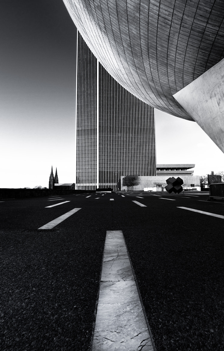 Photograph The Plaza by Paul Jolicoeur on 500px