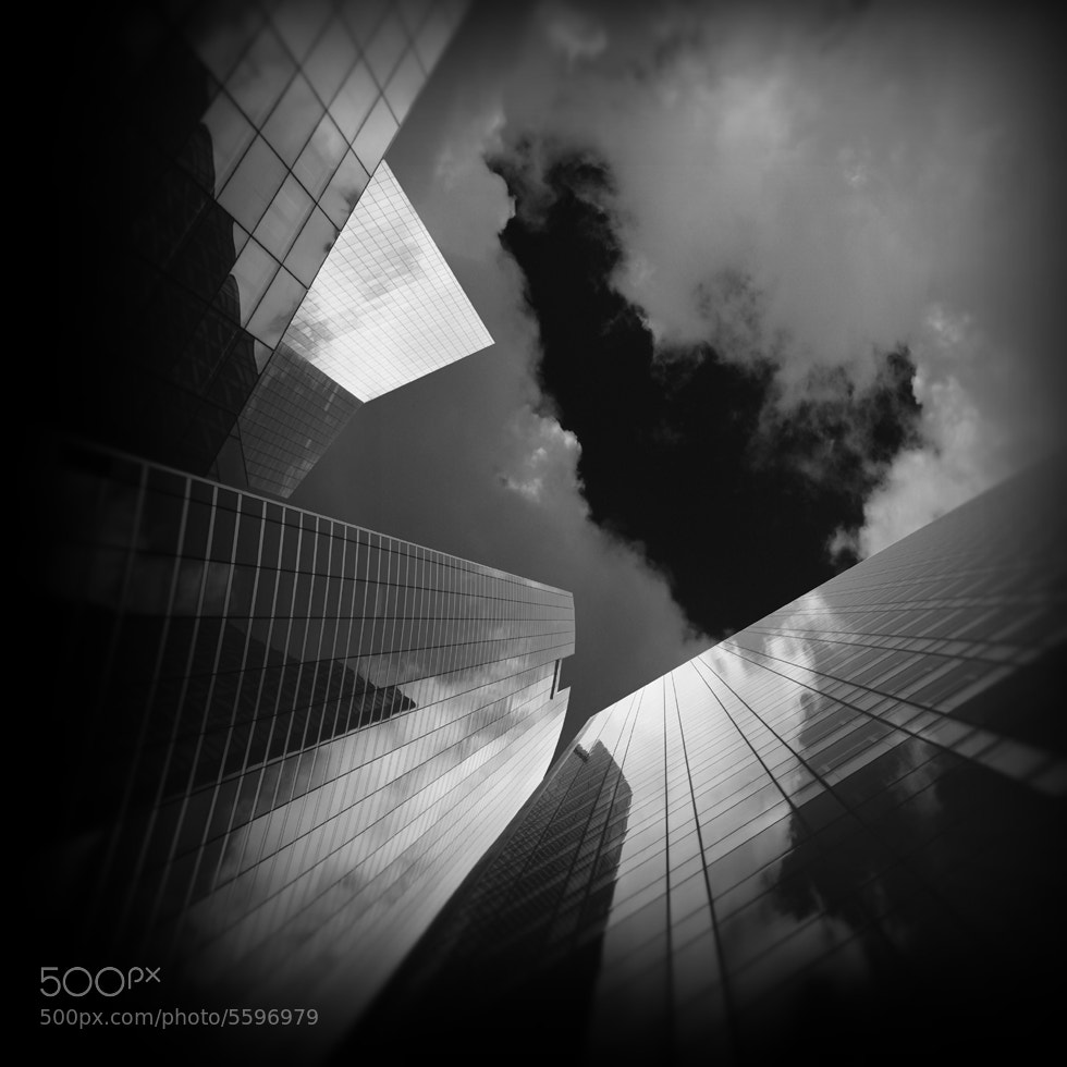 Photograph  to the sky by Vladimir Perfanov on 500px