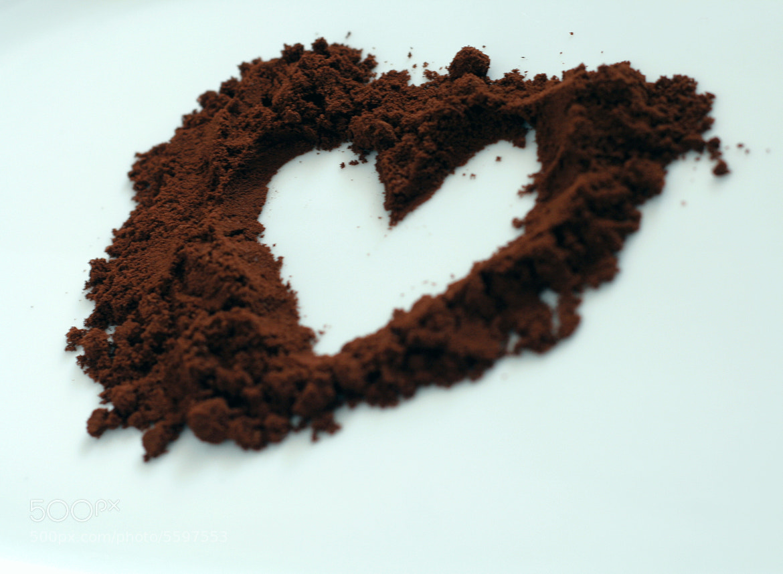 Photograph coffee is love by cigdem aytekin on 500px