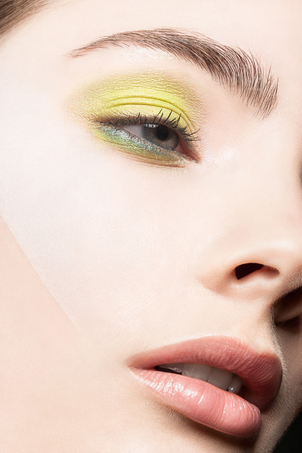 Photograph Green eyes by Marc Laroche on 500px