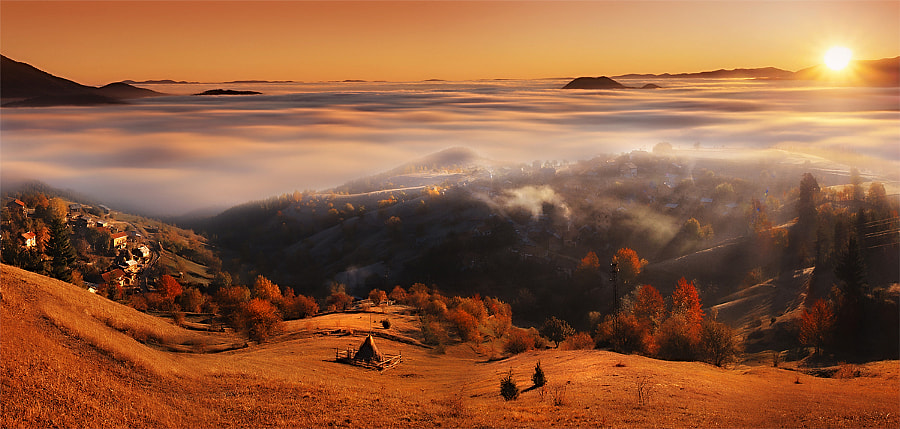 Autumn in Avramovi Kolibi by Albena Markova on 500px.com