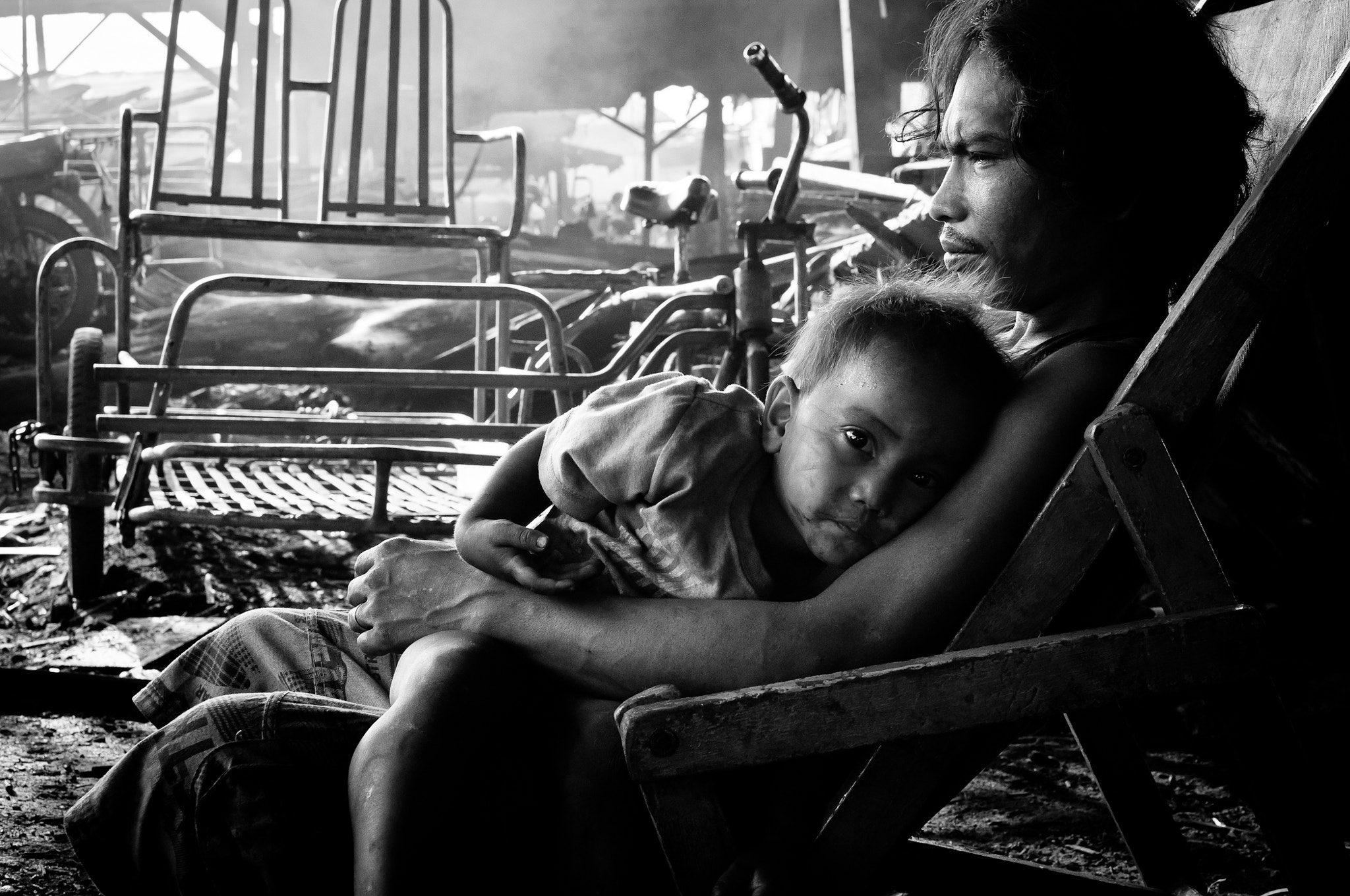 Photograph Father and Son by Erwin Flancia on 500px