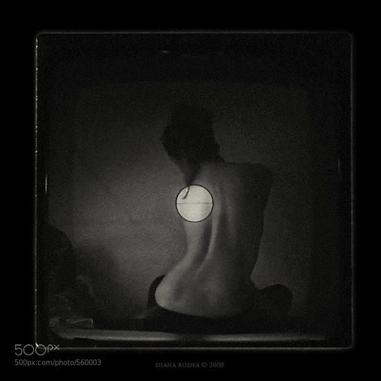 Photograph TTV Nude #1 by Diana Bodea on 500px
