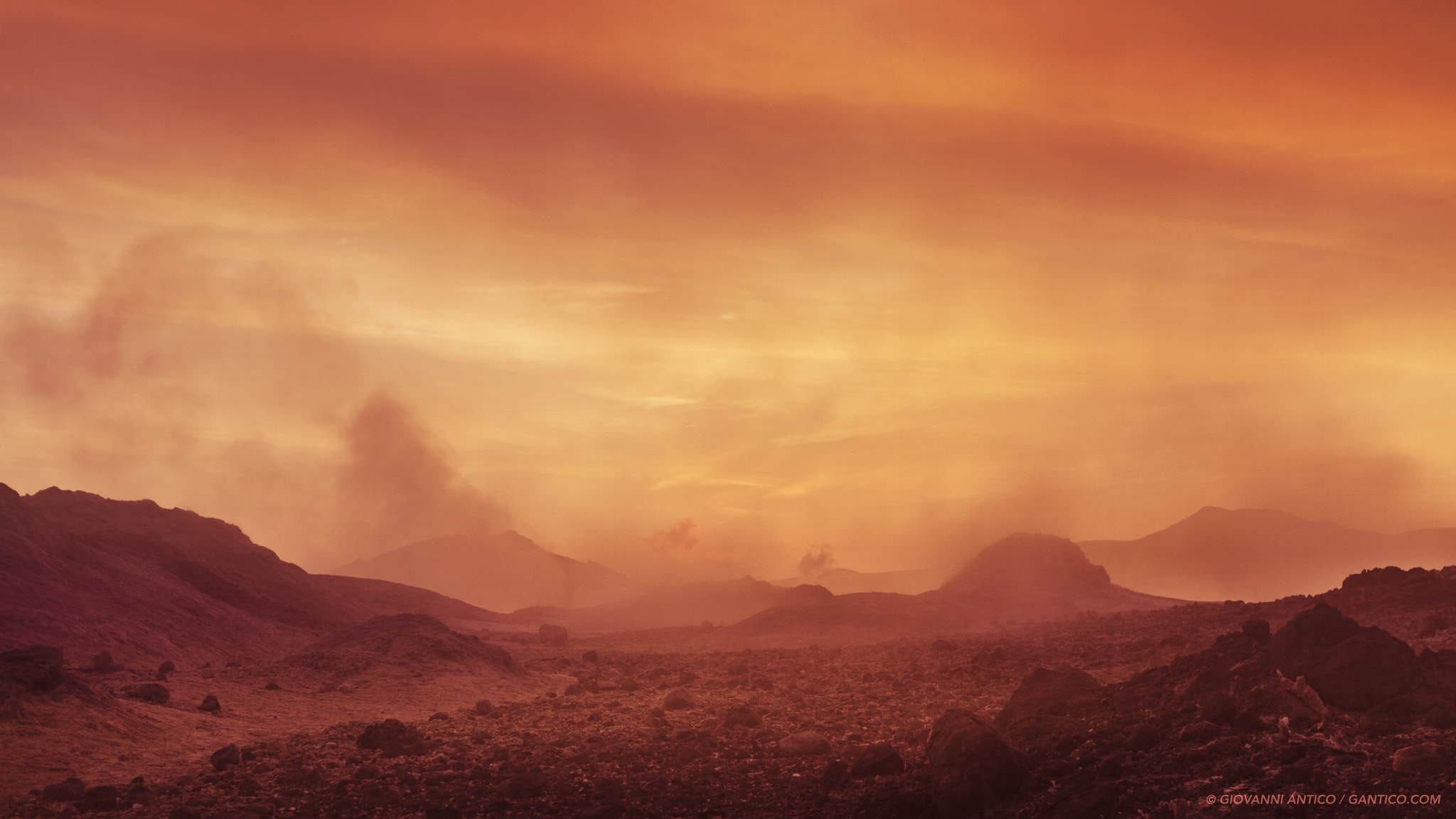 Photograph Atmosphere on Mars by Giovanni Antico on 500px