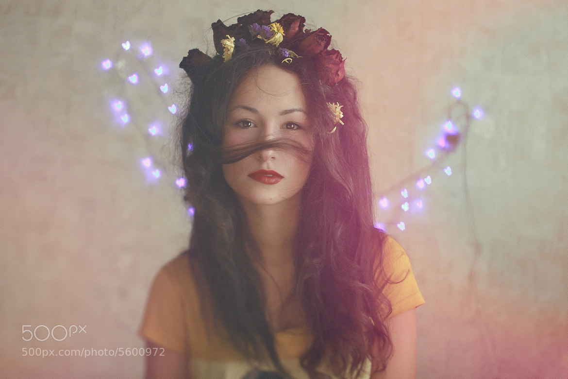 Photograph Ksenia  by Anastasia Galaktionova on 500px