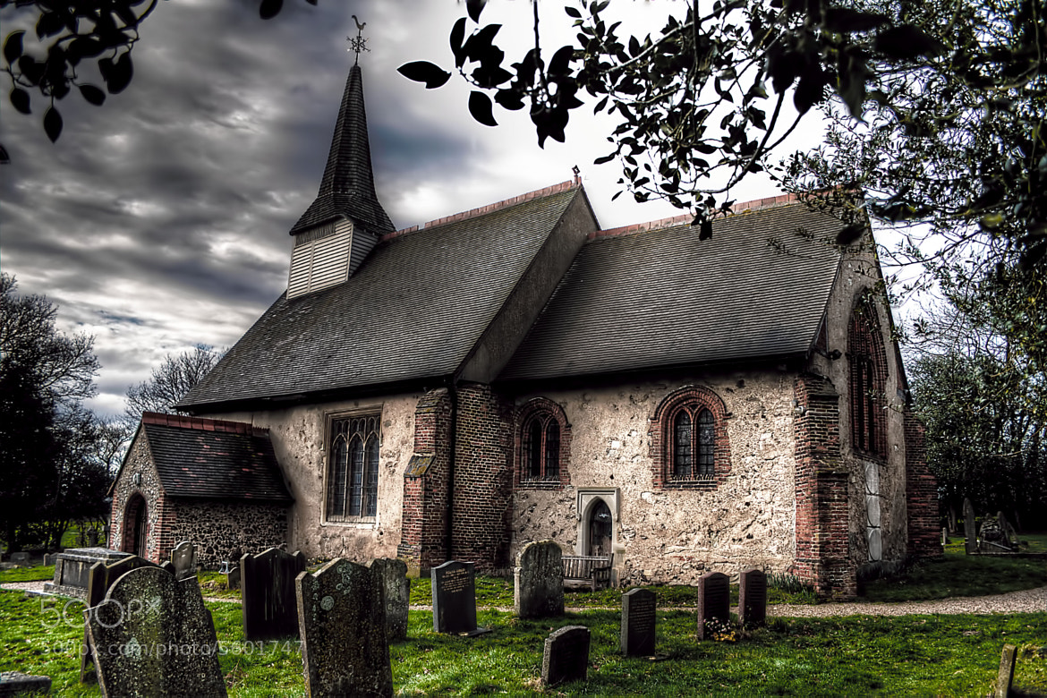 Photograph St Mary the Virgin Church  by Steven Ellis on 500px