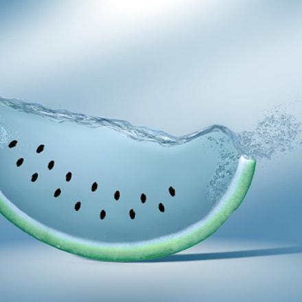 water line melon