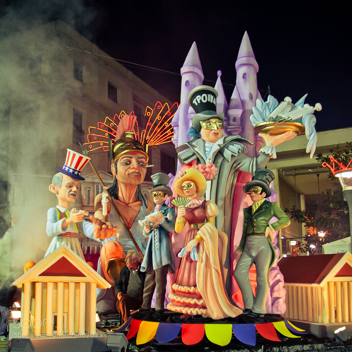 Photograph Patras Carnival by George Galanis on 500px