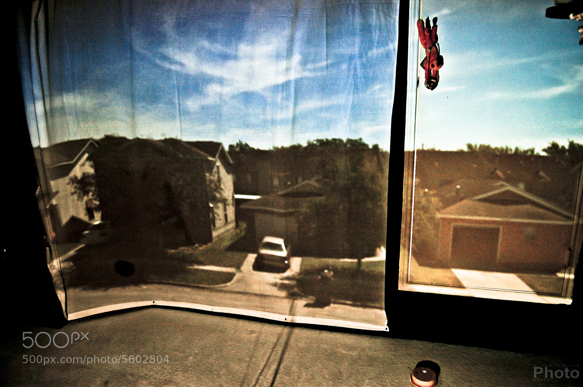 Photograph Camera Obscura Inverted by Oliver Portillo on 500px