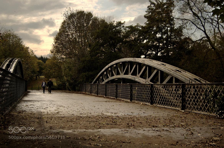 Photograph We'll Cross That Bridge When... by Nathan DeGargoyle on 500px